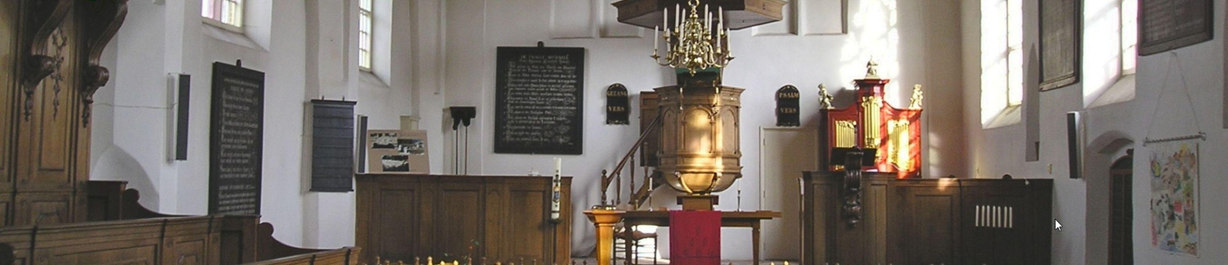 Protestantse kerk Vlijmen